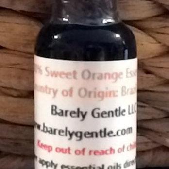 Sweet Orange Essential Oil 1/2 oz