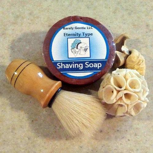 Eternity Type for Men Handmade Cold Processed Shaving Soap