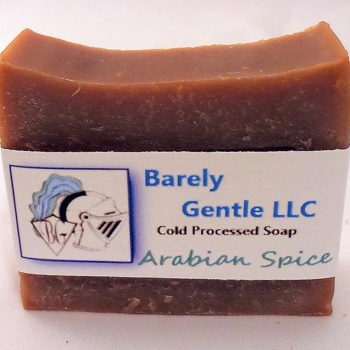 Arabian Spice Handmade Cold Processed Soap