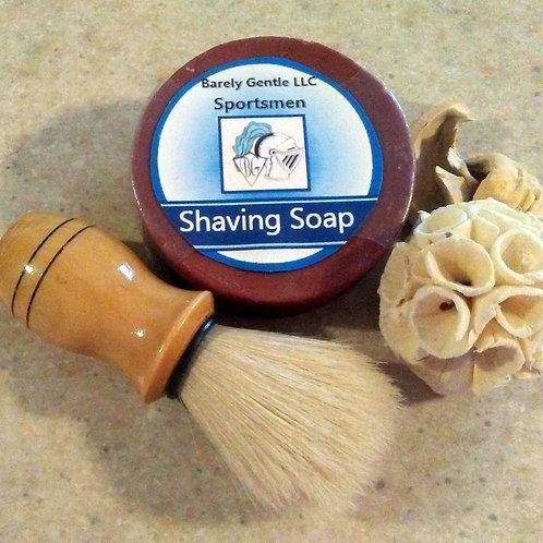 Sportsman Cold Processed Shaving Soap