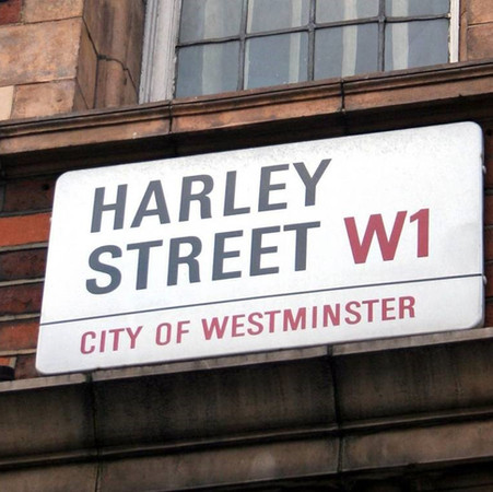 Listed Building Harley Street