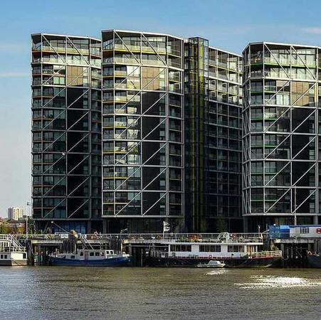 Riverlight, Battersea, London