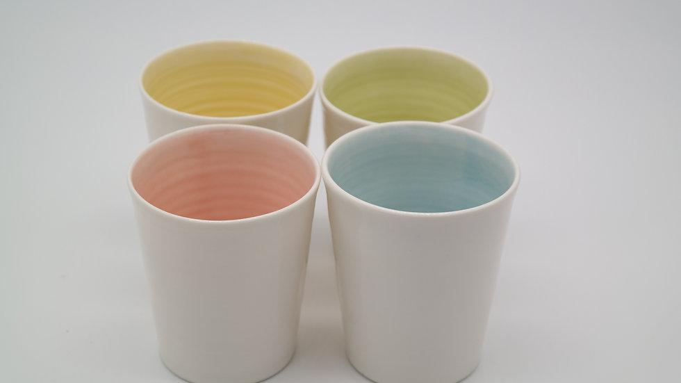 Unartig-Keramik Becher M | Cappuccino