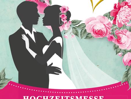 Hochzeitsmesse Kurhaus Bad Tölz- wir sind das erste Mal dabei