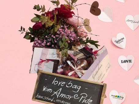 Lovebag - Ein Initiative zur Stärkung des Standort Amortplatz