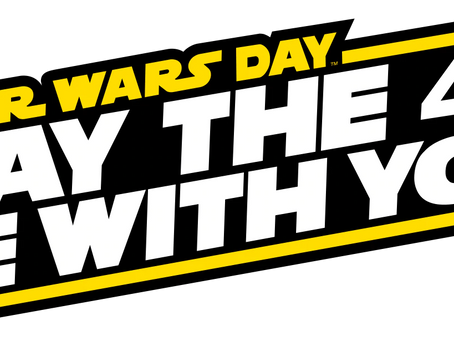 May The 4th Be With You Sale!