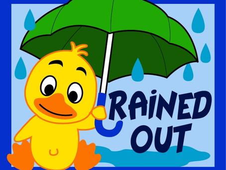 Wed September 15, 2021 Street Night has been Cancelled due to the Weather!