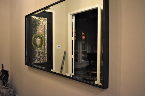 Custom Float Mirror