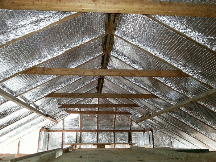 Radiant Barrier, Reflective Insulation