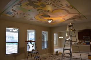 Mural In-Progress