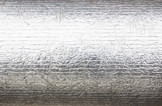 silver metal texture, insulation, pipes,