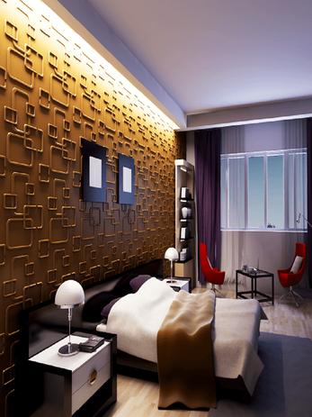 OLINA 3D Wall Panels