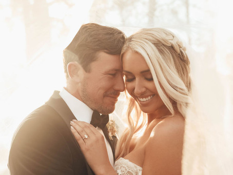 Boho Dream Wedding at The Hunter Museum  - Lee and Erica