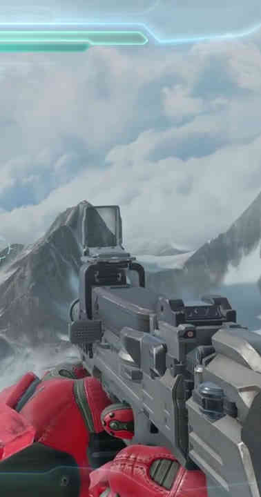 Halo 5 SMG redesign.mov