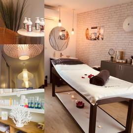 Salon de beauté zen et bio
