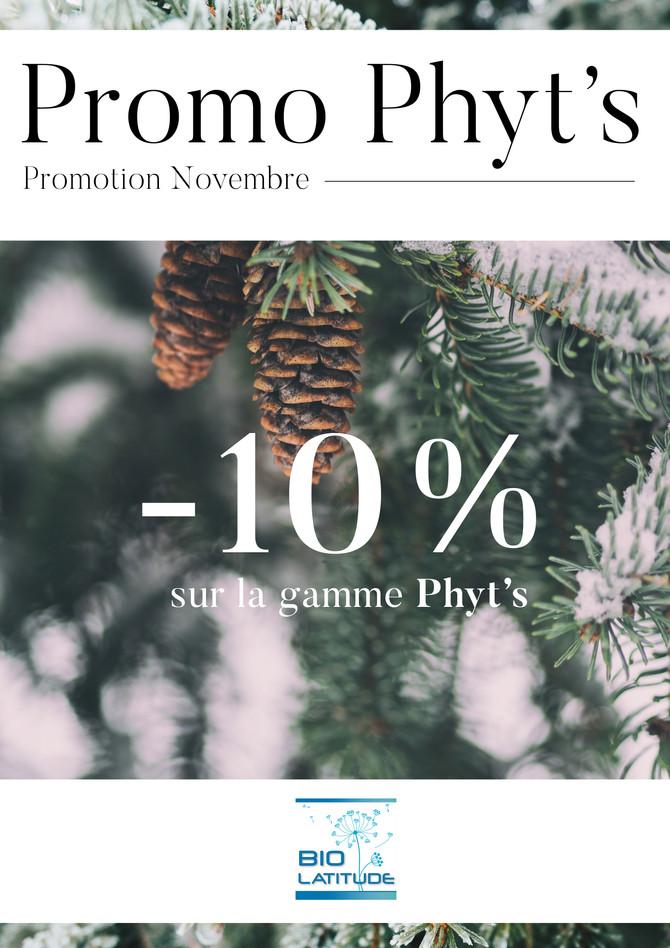 Découvrez nos produits Phyt's