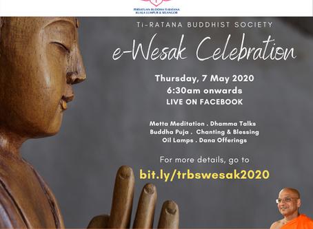 E-Wesak Celebration 2020