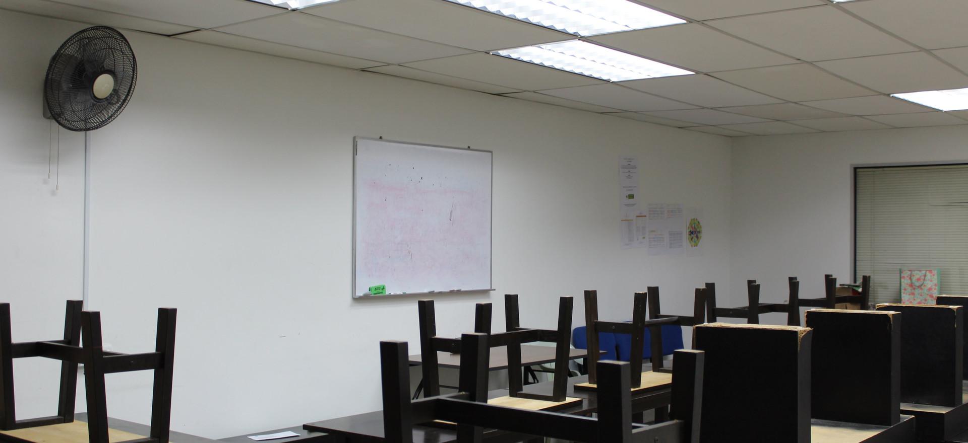 Sunday Dhamma School Classroom 1