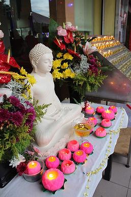 Bojjhanga Puja & Full Moon Puja
