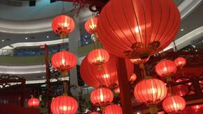 AEON Bandaraya Melaka Chinese New Year