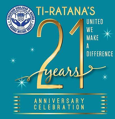 Ti-Ratana Group 21st Anniversary Annual Charity Dinner