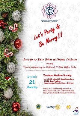 Christmas & Winter Solistice Celebration