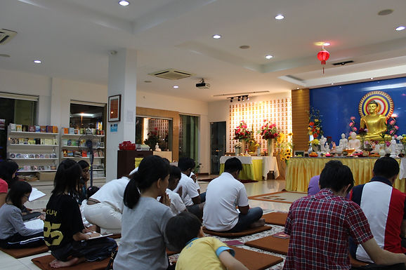 Dhamma Talk: Is it wrong to be ambitious?