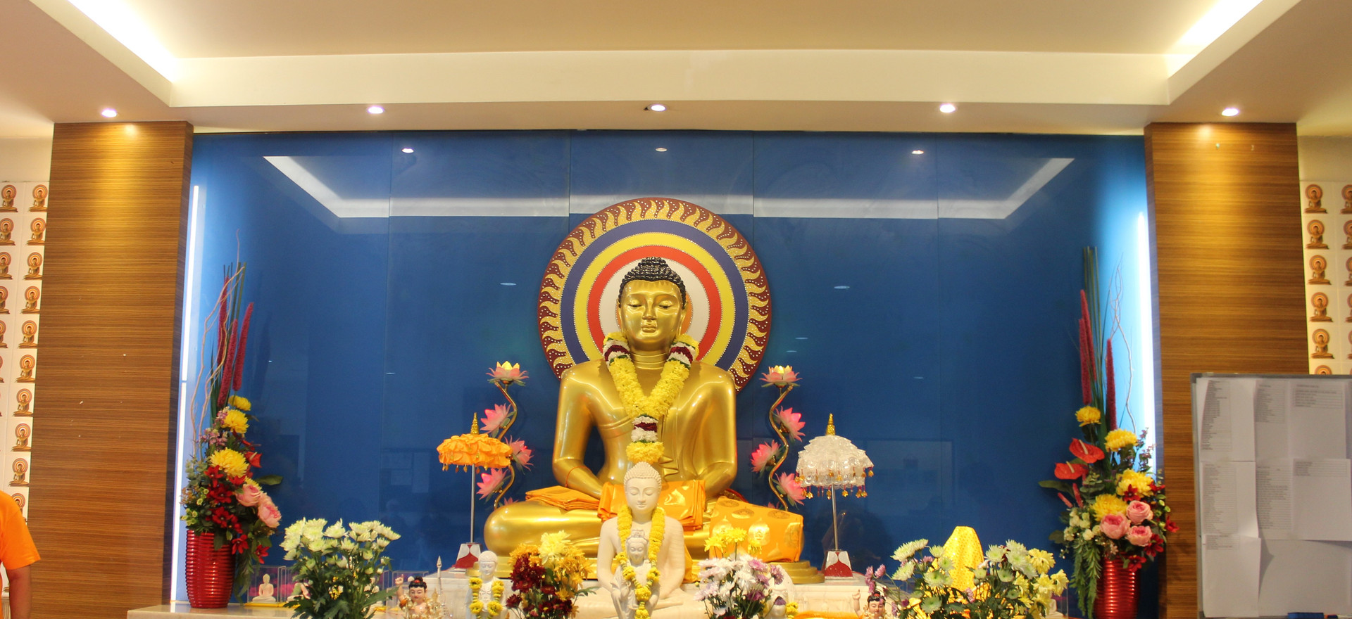 Tatagatha Hall (Buddha Hall)