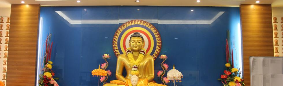 Tatagatha Hall (Buddha Hall)
