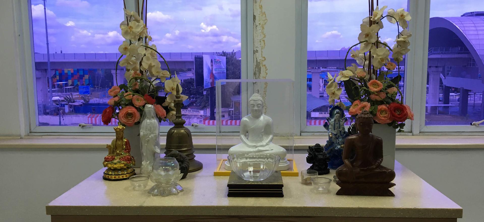 Hall of Buddhas 1