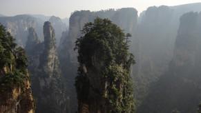 Zhangjiajie National Park, Hunan, China (October 2015)