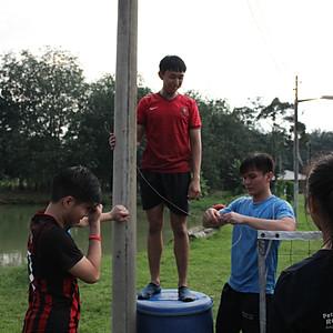 Monash Malaysia OUTBAC Broga Retreat