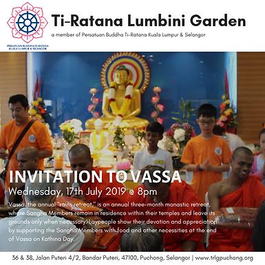 Invitation to Vassa