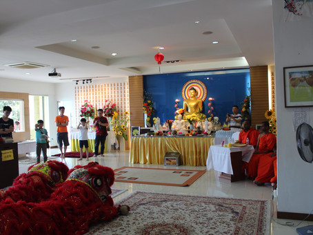 TRLG Puchong's Chinese New Year Celebration 2018