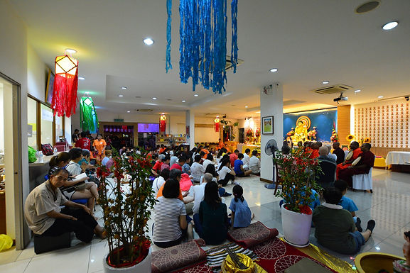 Wesak Eve Celebration & Procession