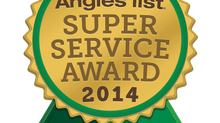 Marvin's Organic Gardens Earns Esteemed 2014 Angie's List Super Service Award