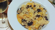 Thanks For Giving Pumpkin & Shiitake Risotto Recipe