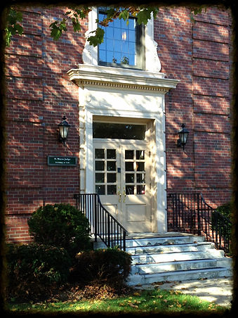 Entry to offices of  H Wayne Judge, Attorney at Law