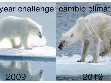 10-year challenge: El cambio climático y la arquitectura