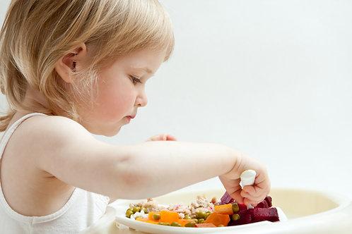 Asesoría Alimentación Toddler