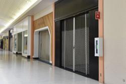 empty mall inside