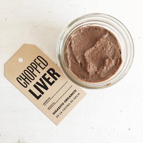 Chopped liver (paté)