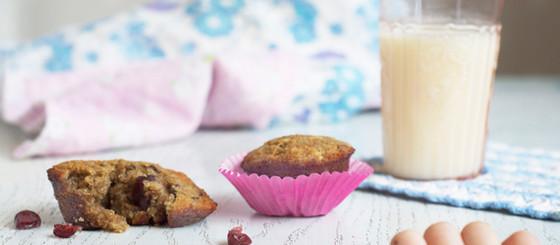 Muffins para Pili