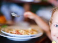 El menú de niños, no siempre la mejor opción.
