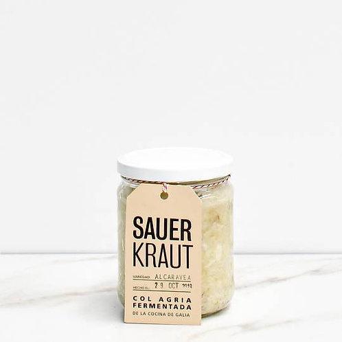 Sauerkraut Alcaravea
