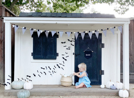 Simple & Stylish Halloween Decorations