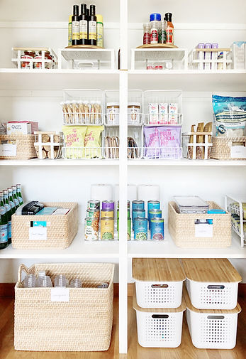 My Favorite Pantry Organization Products