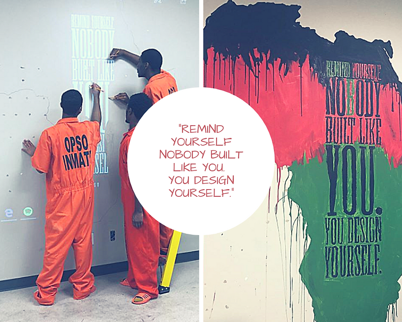 """""""Remind_yourself_nobody_built_like_you,_"""