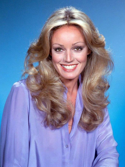 70s TV Actress Susan Anton