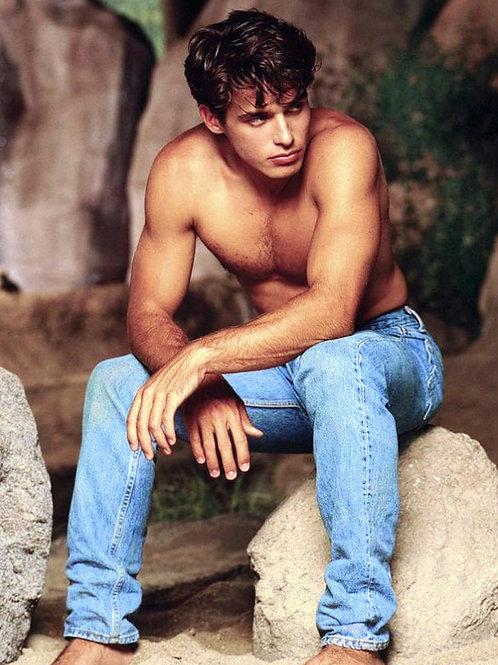 Antonio Sabato Jr. Shirtless